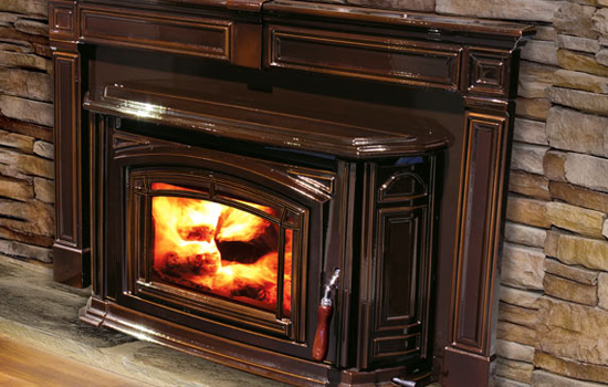 Fireplace inserts warm hearth heating centre for Contemporary wood burning fireplace inserts