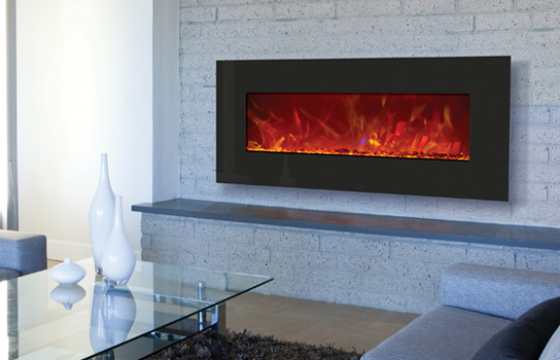 Electric Gas And Wood Burning Fireplaces