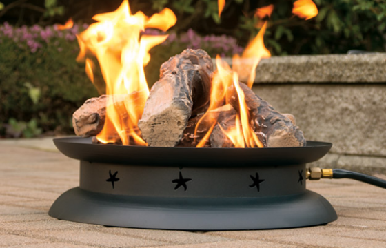 Jackson Grills Patio Fire