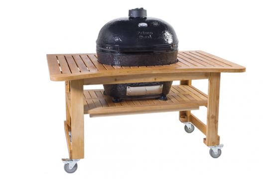 Primo Grills Oval Cypress Table