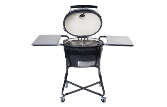 Primo Grills Oval Junior Kamado All-In-One