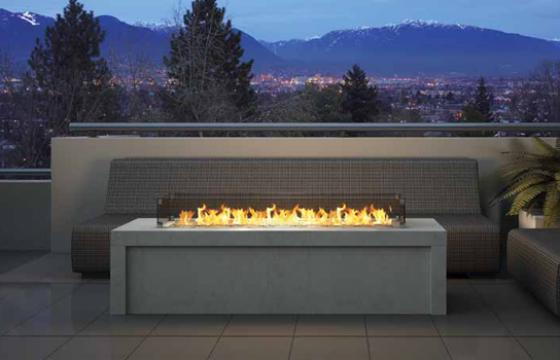 Regency Plateau PTO60 burner