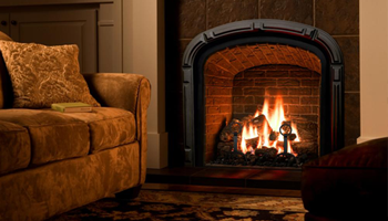 traditional fireplaces