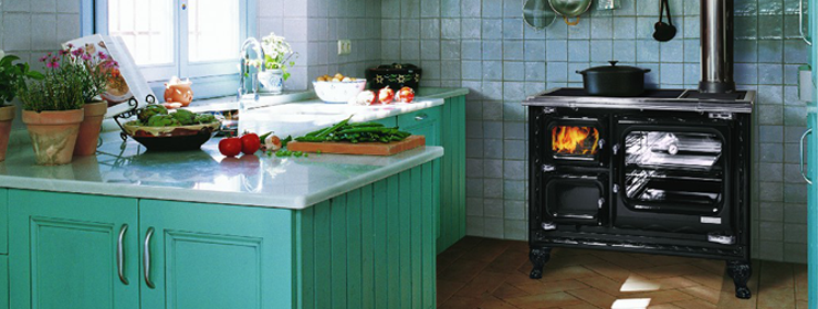 free- standing stoves and heaters